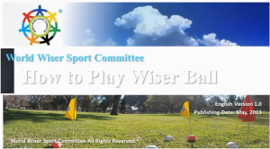 """How to Play Wiser Ball"" video by WWSC"